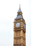 Fototapeta Big Ben - Big Ben in Westminster, London England UK