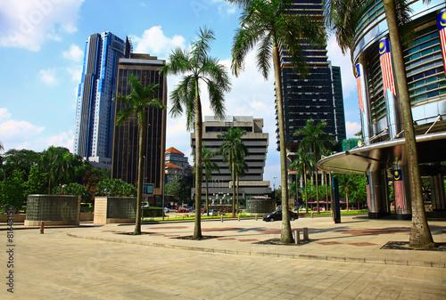 In de dag Kuala Lumpur