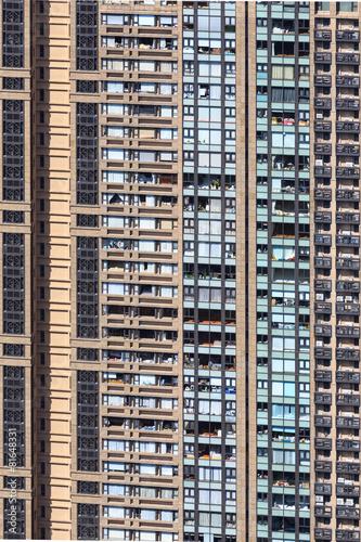 Fotografia, Obraz  Building Abstract - Public estate