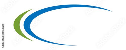 swoosh C logo