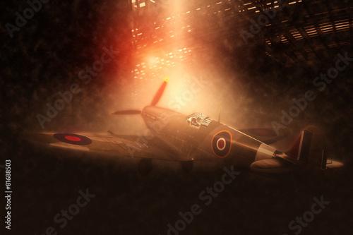 Fotografija  Supermarine Spitfire