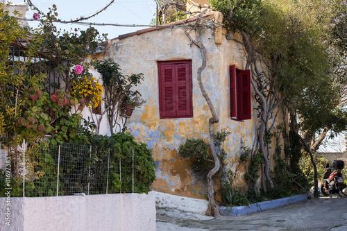 Fototapety, obrazy: Acropolis house in Athens