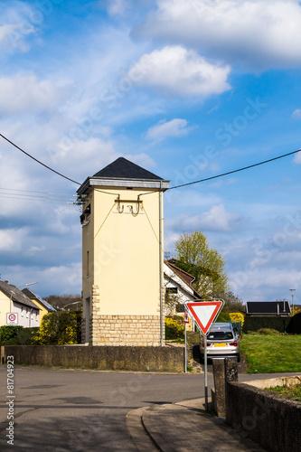 Fotografie, Obraz  Stromverteilerhaus