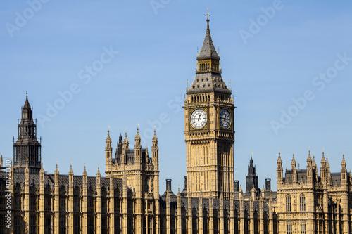 Fotografia  Houses of Parliament in London