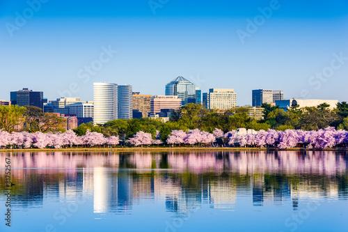 Fényképezés  Washington, D.C. Cityscape