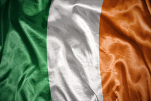 Shining Irish Flag