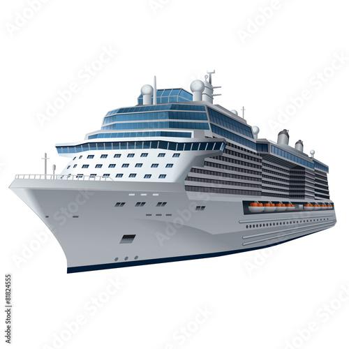 Fotografía  cruise ship