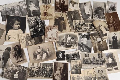 Fotografía  Vecchie Fotografía Ricordi del passato