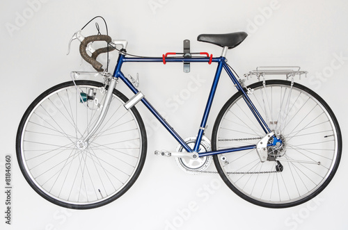 Staande foto Fiets Touring Bicycle