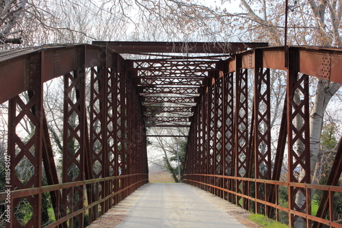Poster Bridges Vieux pont