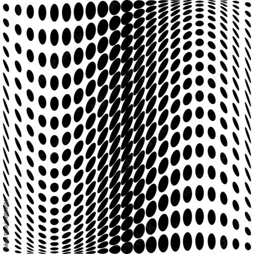 projekt-tlo-kropki-monochromatyczne