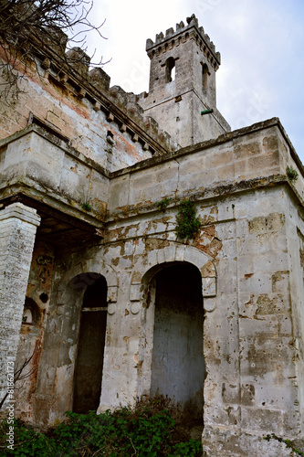 Fotografie, Obraz  Taranto Castello di Mottola 5