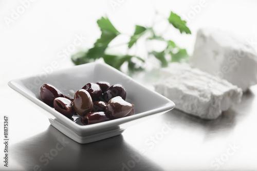 Photo ricotta e olive