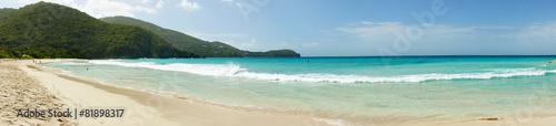 Foto op Plexiglas Caraïben Josiah's Bay, Tortola, British Virgin Islands