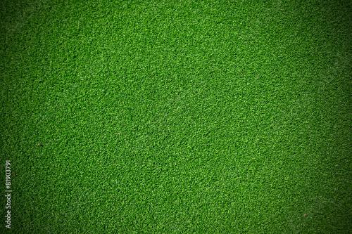 Fotografiet Artificial green Grass