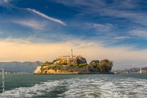 Photo Alcatraz Island in San Francisco