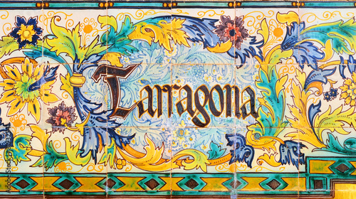 Tarragona, Plaza de España, Sevilla, España