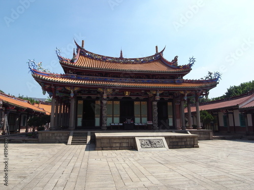 Photo Stands Place of worship 台湾 行天宮