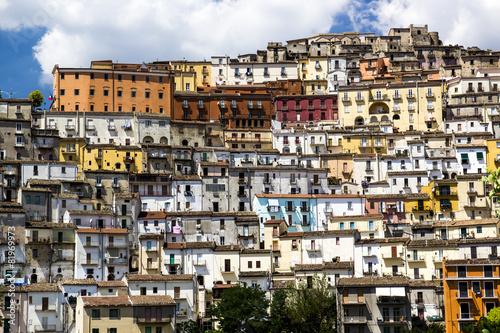 Photo Calitri (Avellino) Panorama da S.Lucia