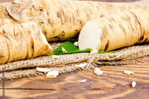 Fotografie, Obraz  Horseradish