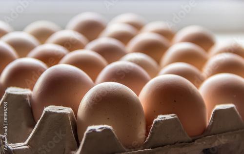 Photo Egg tray