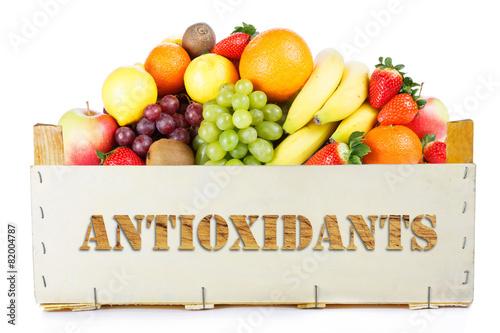 Antioxidants Canvas Print