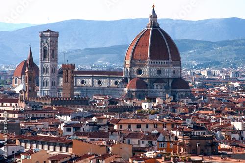 Panorama Dalla Terrazza Michelangelo A Firenze Buy This