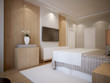 Youth bedroom modern style