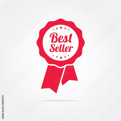 Photo Best Seller Ribbon
