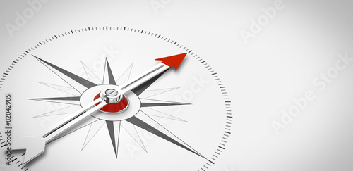 Fotografie, Obraz  Compass