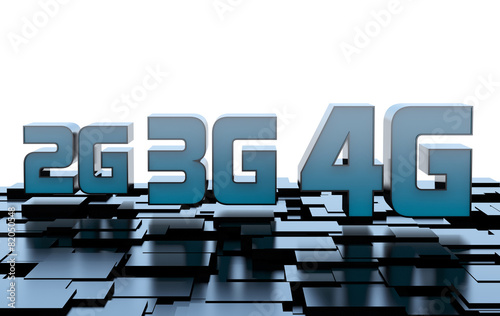 Mobile network speed: 2G, 3G, 4G - Buy this stock
