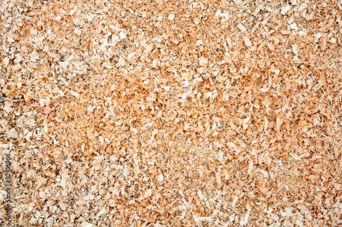 Fényképezés  Wood sawdust