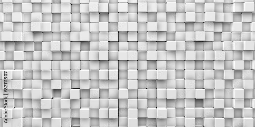 Fototapeta Cubes background