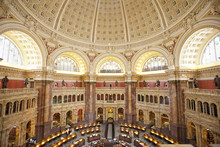 The Library Of Congress Buildi...