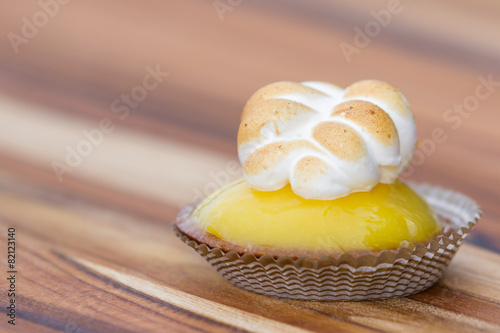 Photo  petite lemon meringue