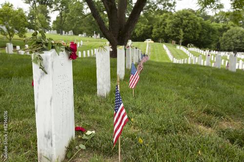 Keuken foto achterwand Begraafplaats Arlington National Cemetery.