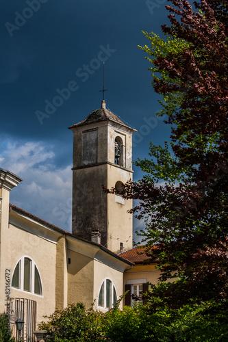Fotografie, Obraz  Luino, Varese, Lombardia, Italia