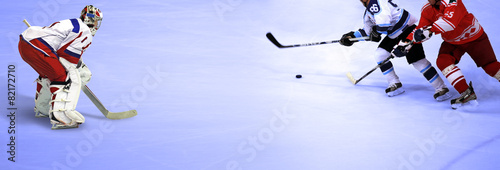 Photo  Eishockey Weltmeisterschaft