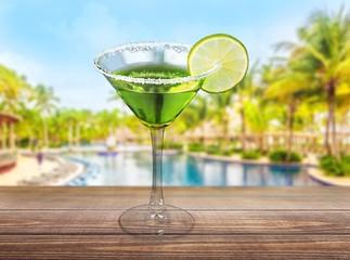 Fototapeta Do gastronomi Martini. Martini