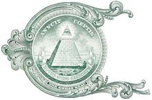 One Dollar Detail Pyramid.