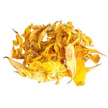 Closeup On Dried Sunflower Pet...