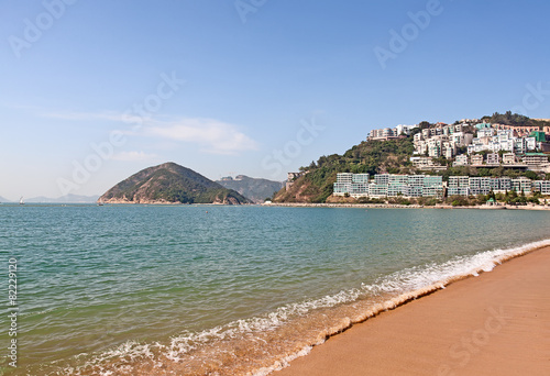 Fotografia, Obraz  Repulse Bay beach