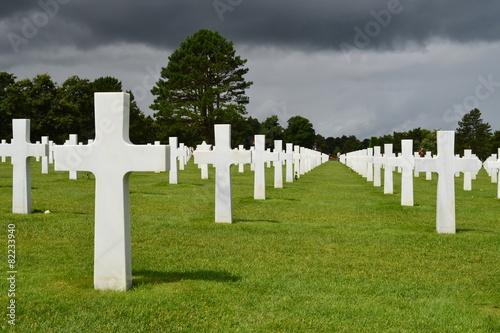 Photo  Cementerio americano