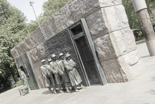 Franklin D. Roosevelt Memorial...