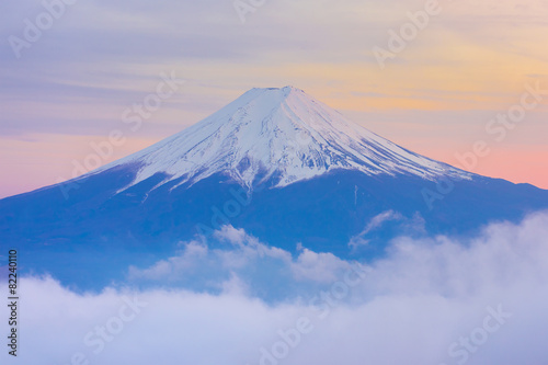 Canvas Prints Japan Mountain Fuji in Japan