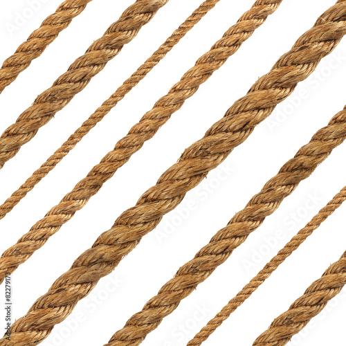 Manila rope - Buy this stock photo and explore similar