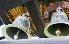 Big Metallic Bells Made By Bro...