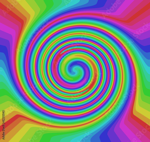 Colorful Rainbow Abstract Background Kaufen Sie Diese