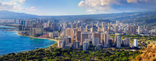 Spectacular View Of Honolulu C...