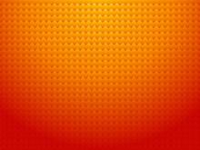Modern Jagged Orange Background